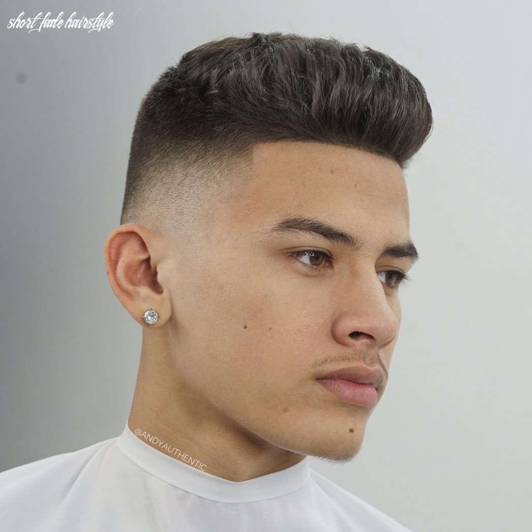 Short Fade Haircuts For Guys (Cool 10 Styles)