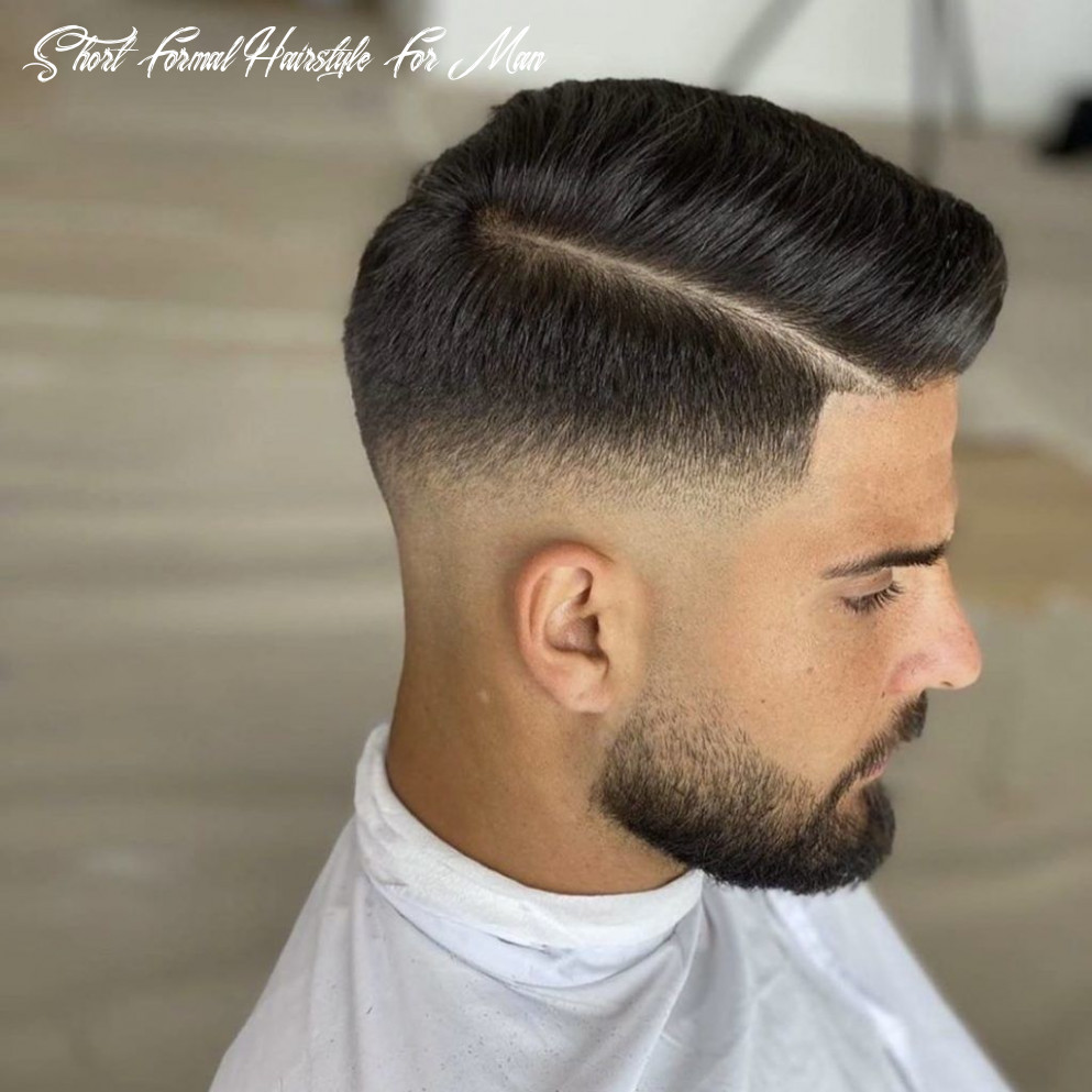 10 Awesome Formal Hairstyles You Need To Try! | Outsons | Men's ...