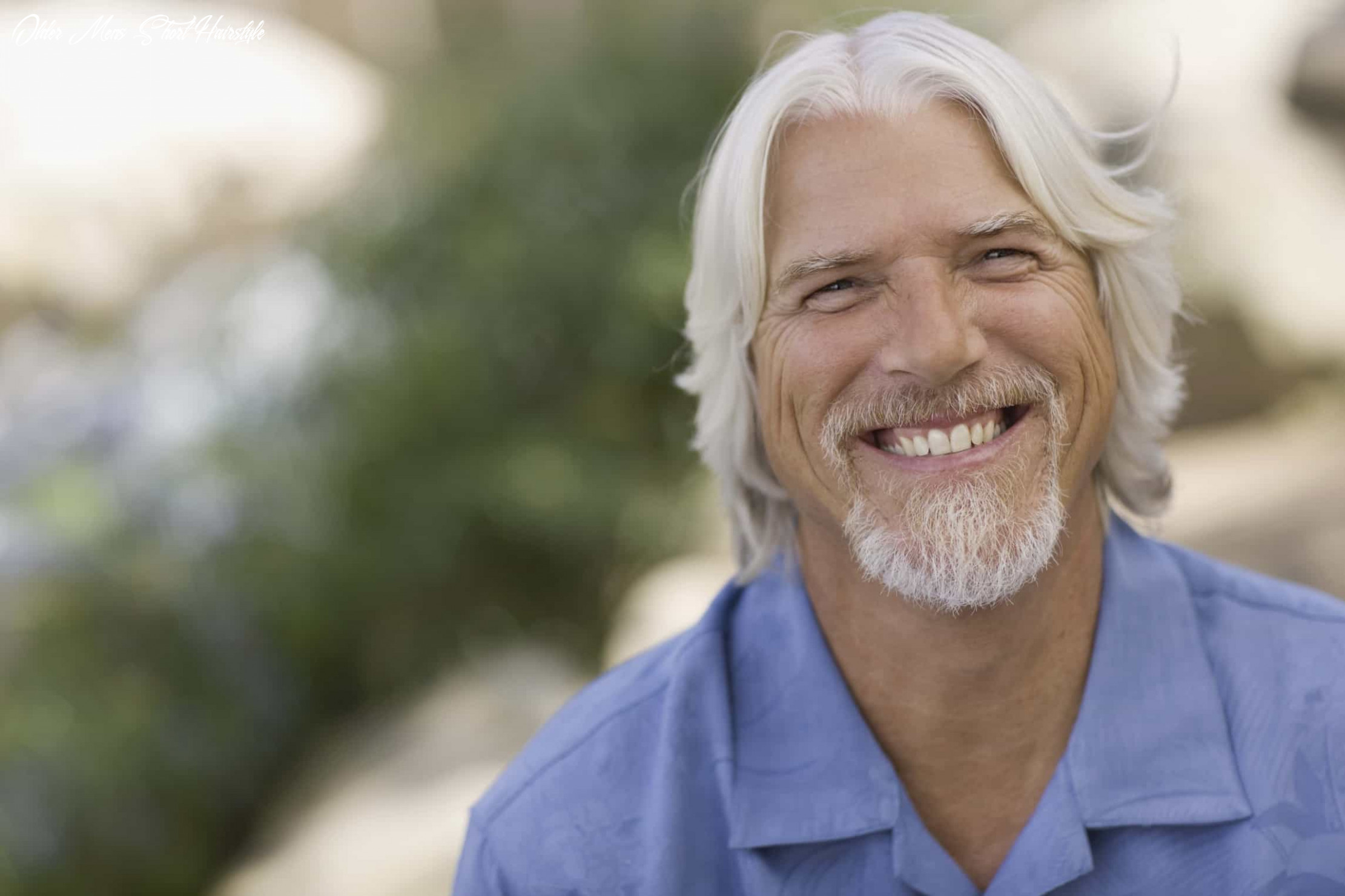 10+ Classy Older Men Hairstyles to Rejuvenate Youth (10 Trends)