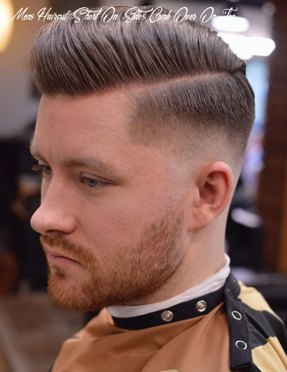 10 Comb Over Haircuts: (Not What You Think!)