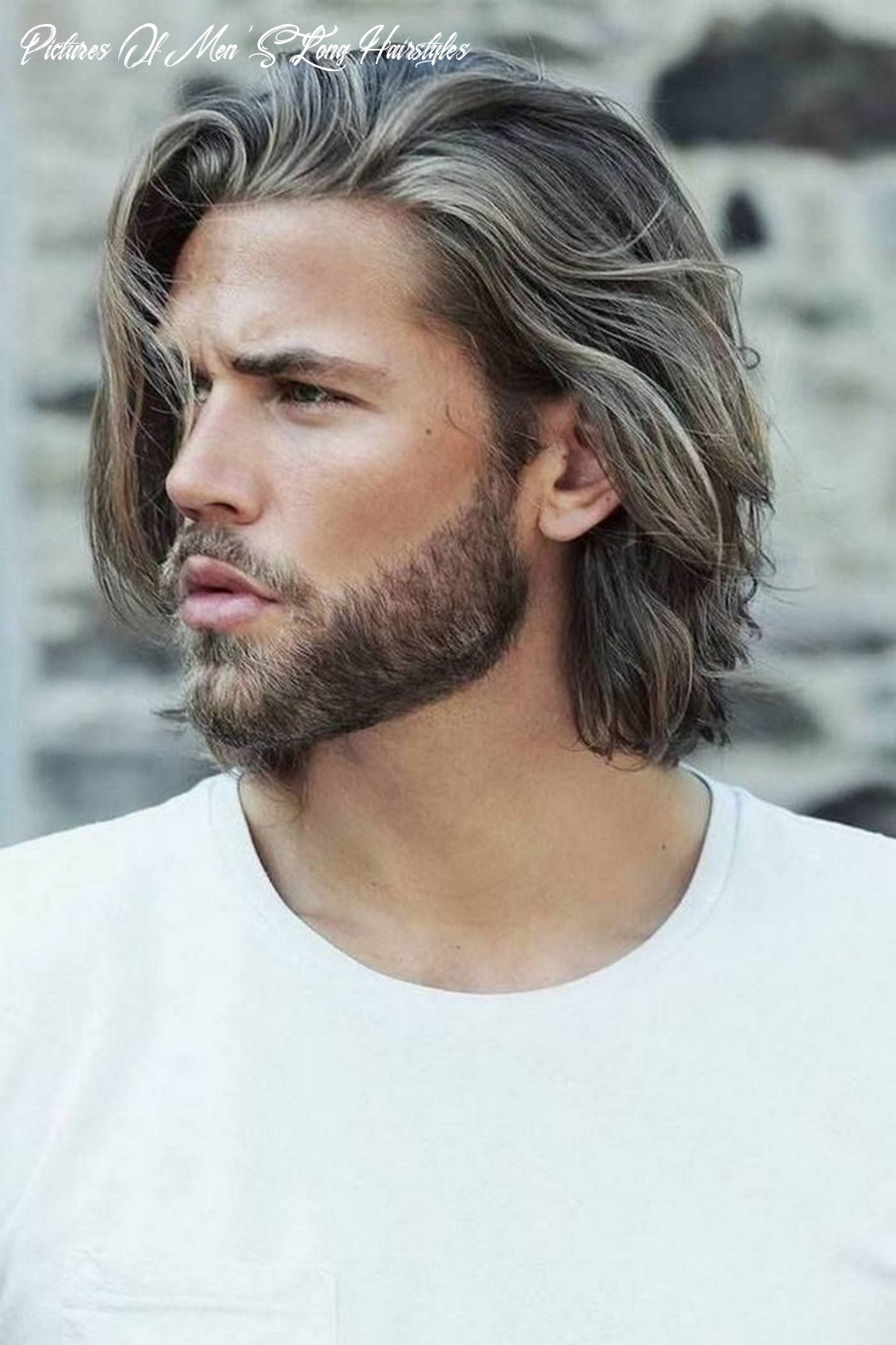 10 Coolest Men's Long Hairstyles Models Throughout 10 | Mens ...