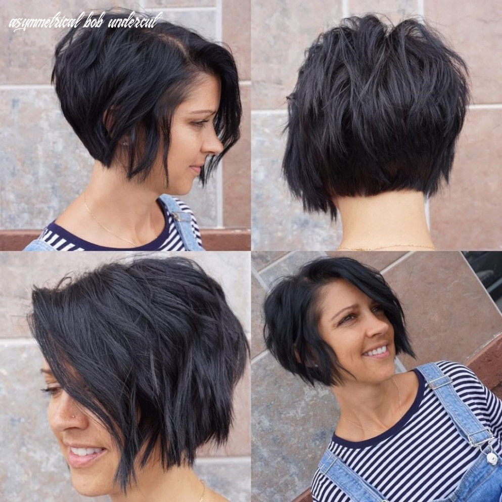 10 Exciting Asymmetrical Bob Haircuts Every Woman Wants To Try ...