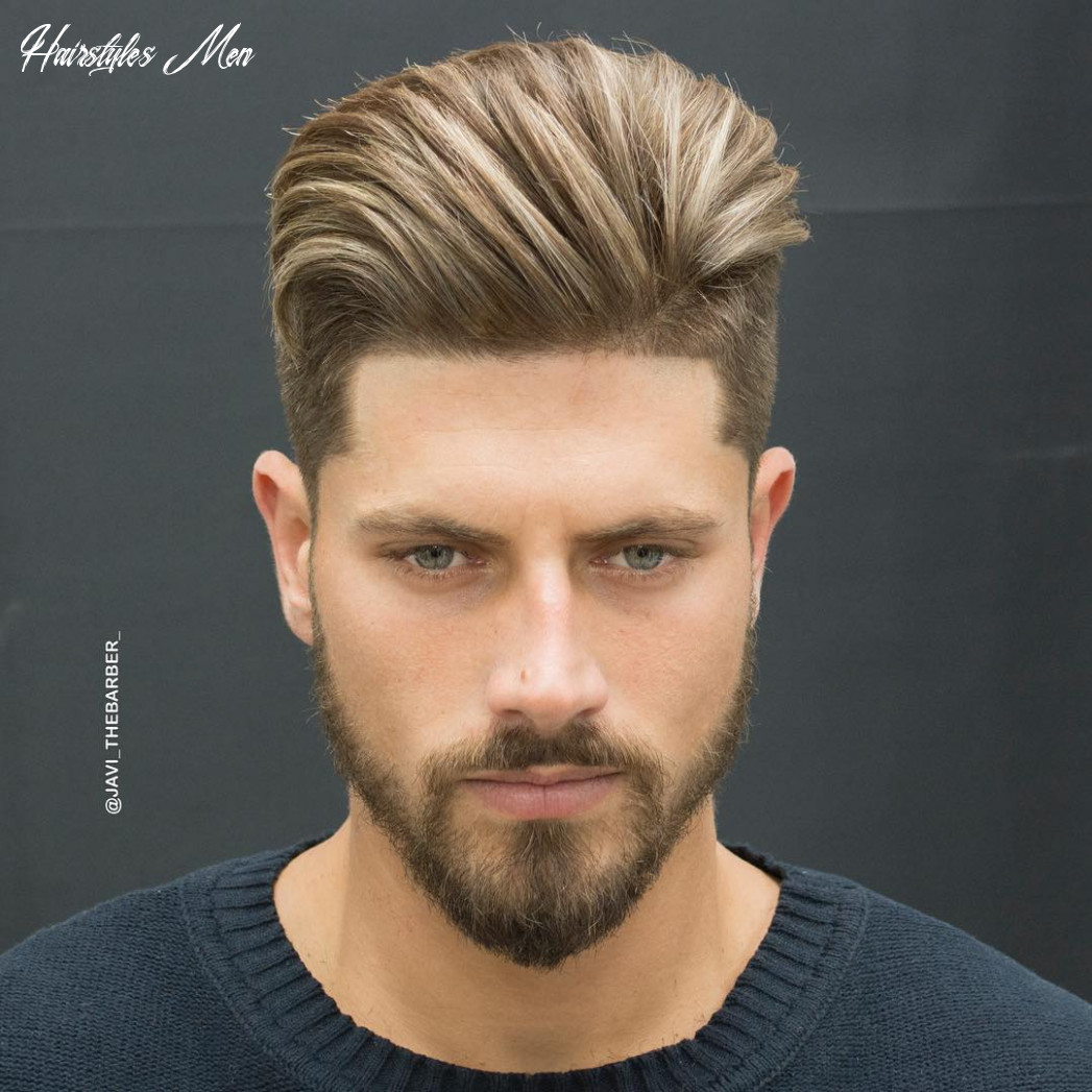 10+ Men's Haircuts + Men's Hairstyles You Will Love! (July 10 ...