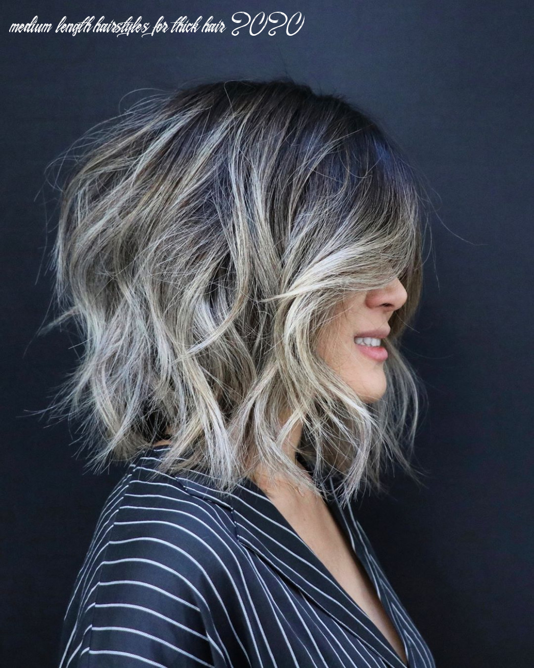10 Most Trendy and Terrific Medium Hairstyles 10 - Haircuts ...