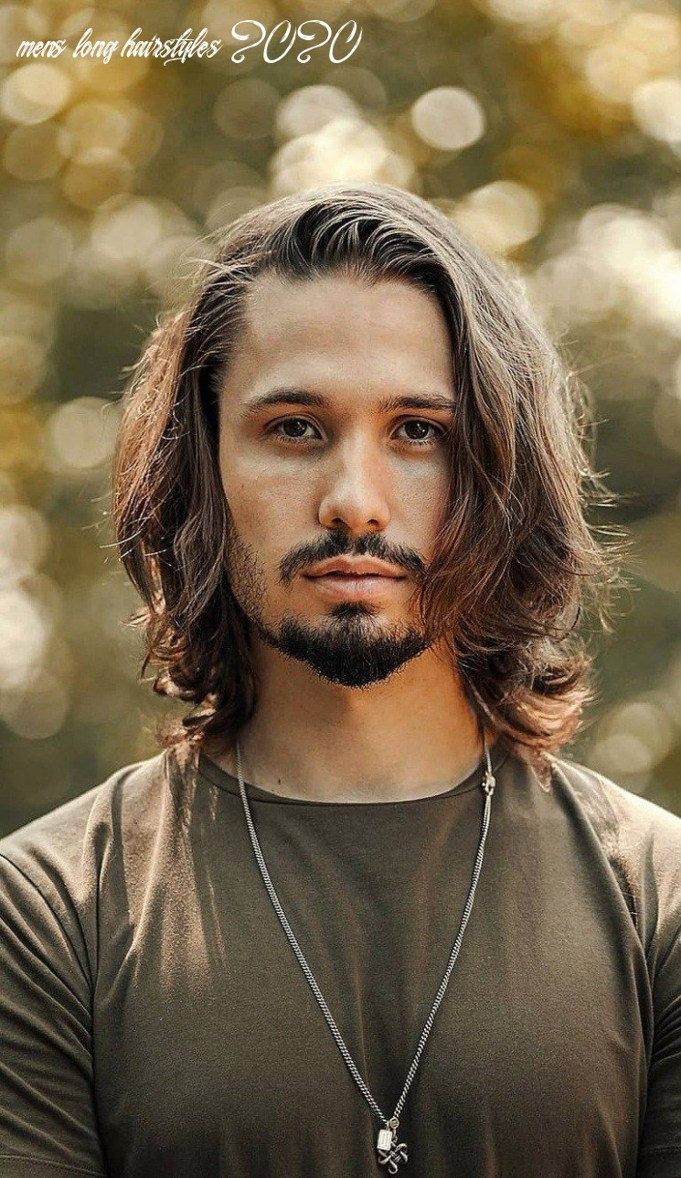 10 Sexiest Long Hairstyles for Men to rock in 10   Long hair ...