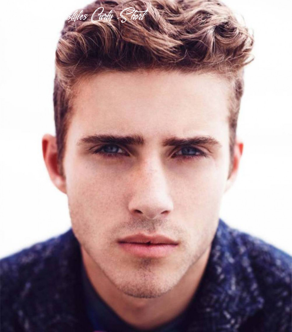 10 Stylish Curly Hairstyle & Haircuts For Men [10 Edition]