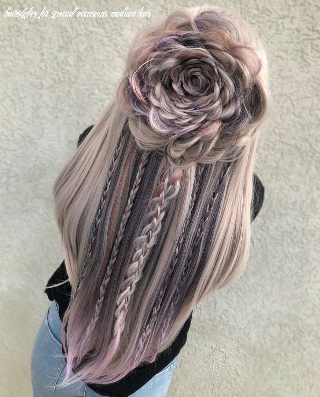 11 Amazing Braided Hairstyles for Long Hair - 11 Women Hair Styles