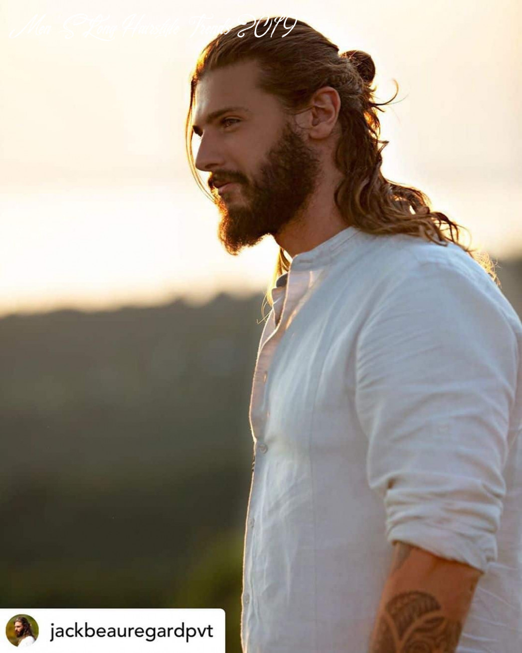 11 Best Hairstyles for Men With Long Hair (newly updated ...