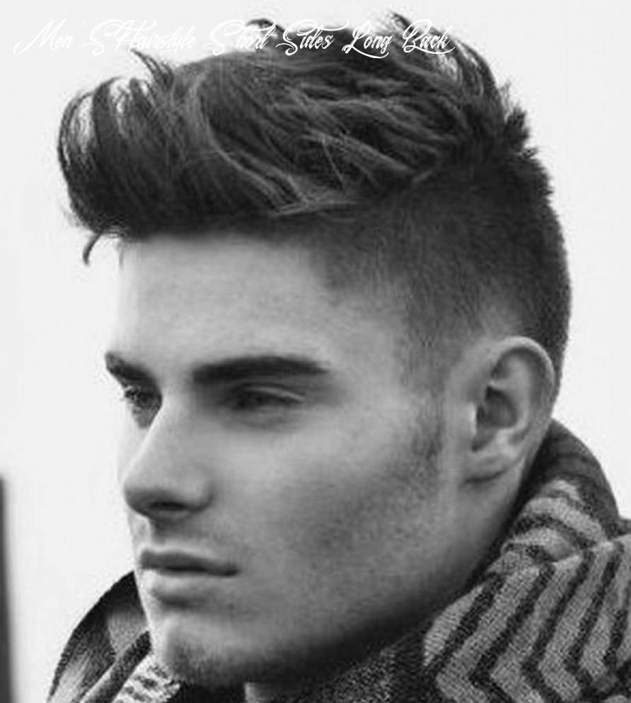 11 Common Misconceptions About Mens Haircut Short Sides Long Top ...
