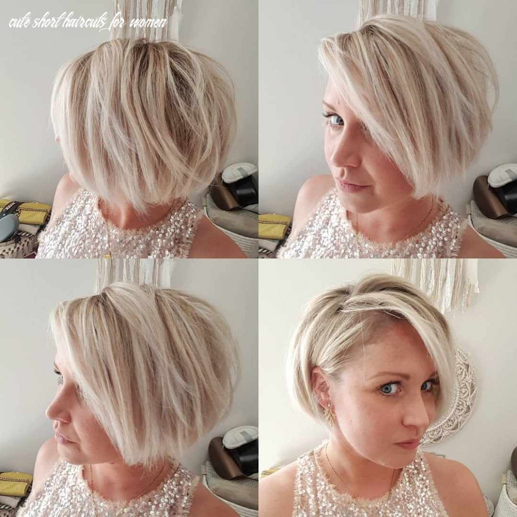 11 Cute Short Haircuts for Women 11 » Hairstyle Samples