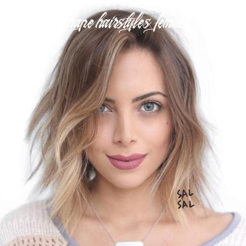 11 Flattering Haircuts and Hairstyles for Oval Faces