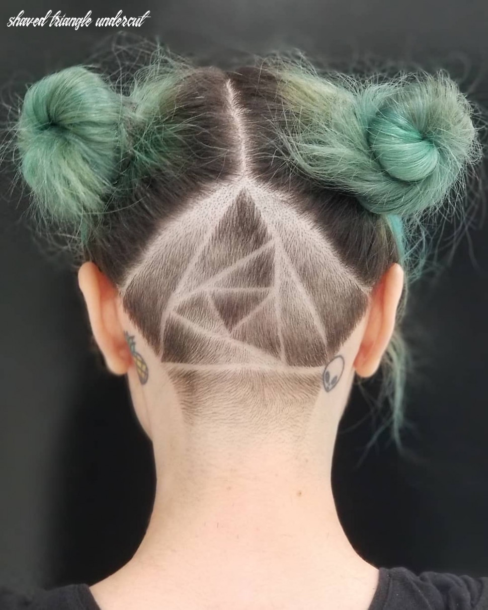 11 Undercut Hairstyles for Women That Are a Party in the Back ...