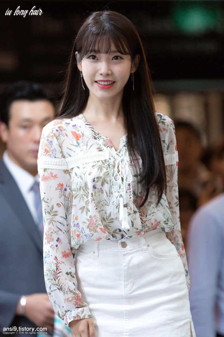 12 Times IU Changed Her Hairstyle Completely - Koreaboo
