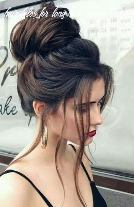 12 Trendy Long Hairstyles for Women in 12 - The Trend Spotter