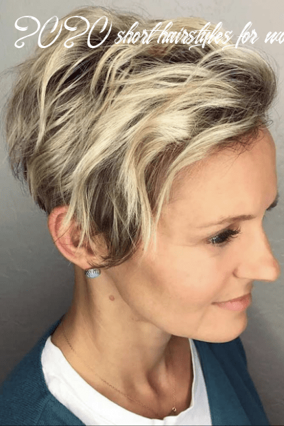 8 - 8 Short Hairstyles for Women Over 8 That Are Cool ...