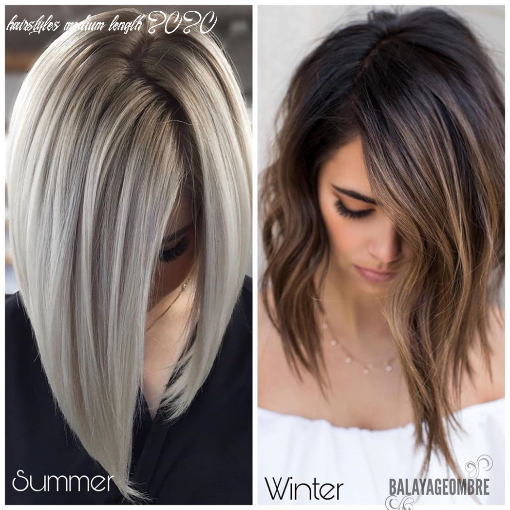 8 Balayage and Ombré Hairstyles for Shoulder-Length Hair 8 ...