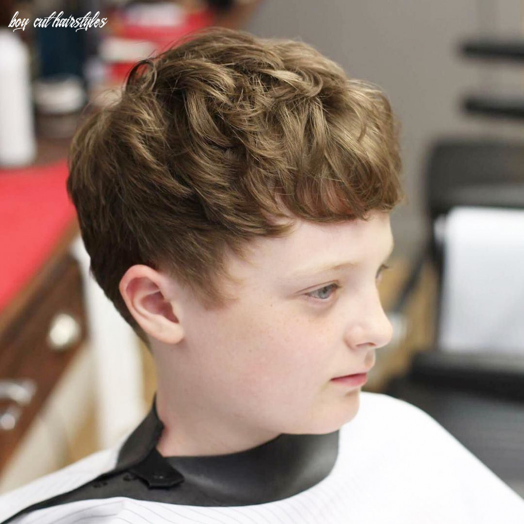 8+ Boy's Haircuts + Hairstyles for Boys -> Totally Cool Styles ...