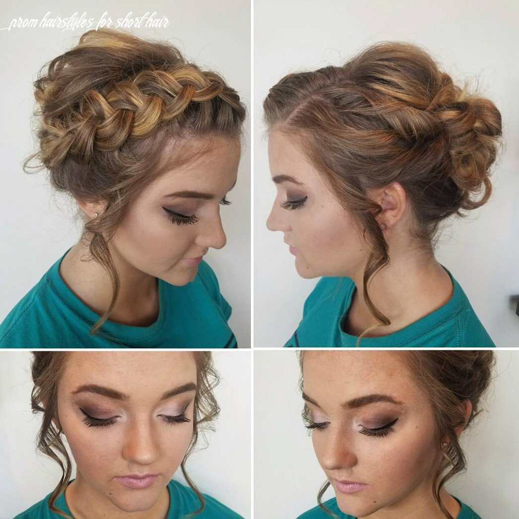 8 Hottest Prom Hairstyles for Short Hair - Hairstyles Weekly