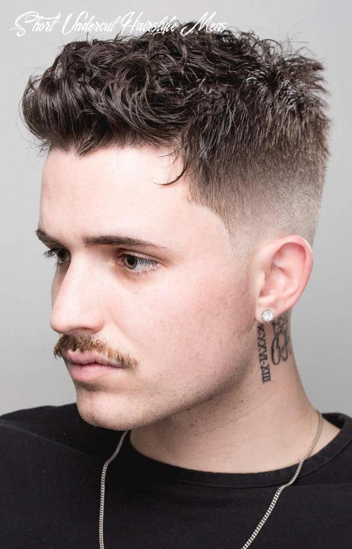 8 Modern Men's Hairstyles for Curly Hair (That Will Change Your ...