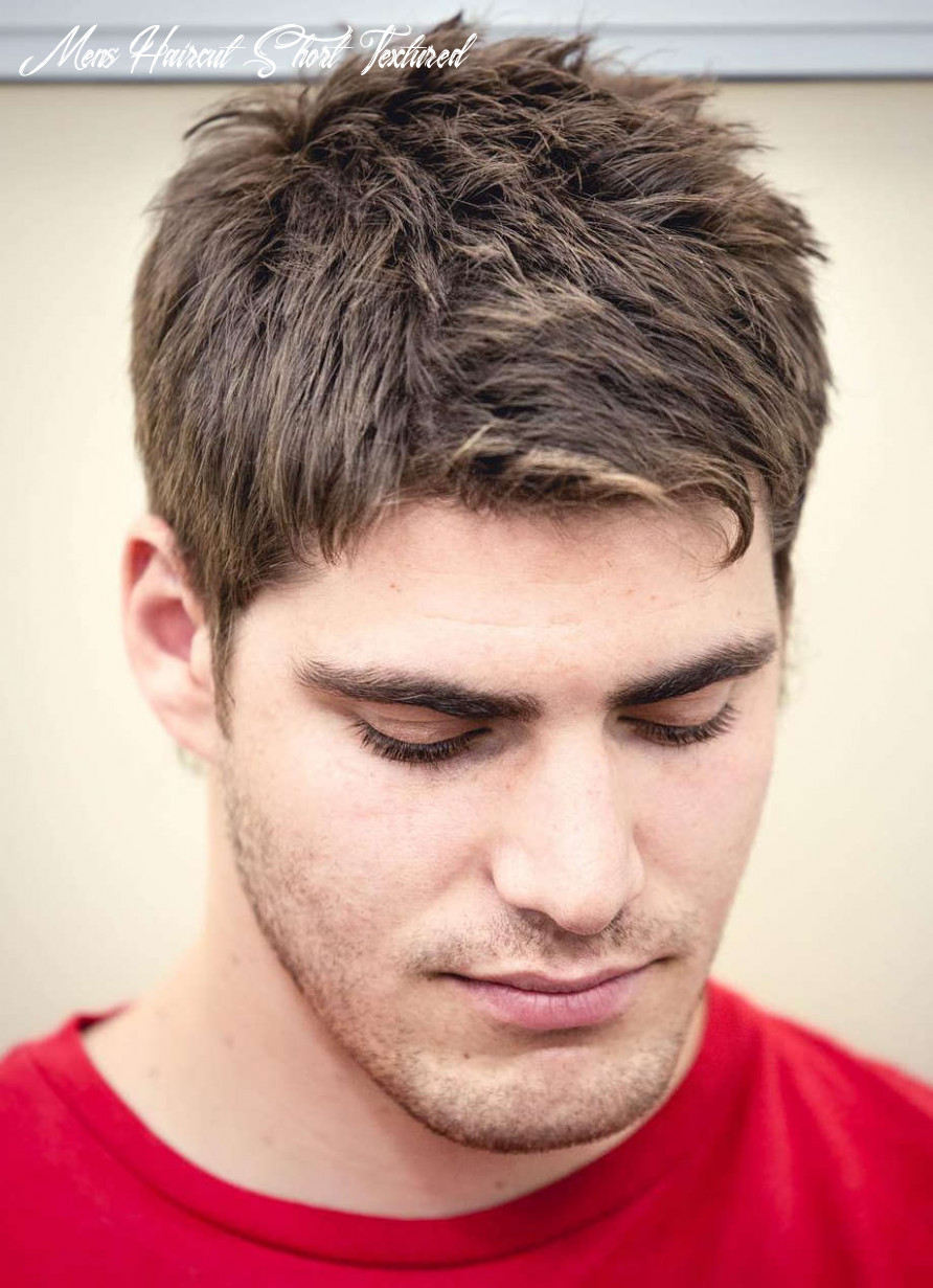 8 Textured Men's Hair for 8 – The Visual Guide