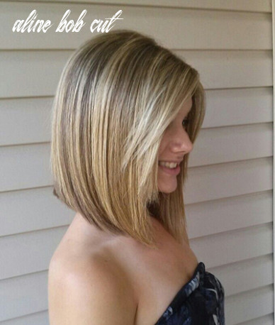 9 A-line Bob Hairstyles We Love - Styles Weekly