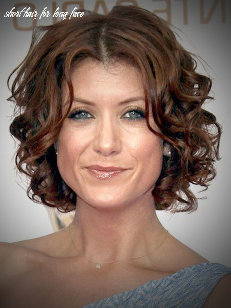 9 Great Short Hairstyle For Long Face   Short hair styles for ...