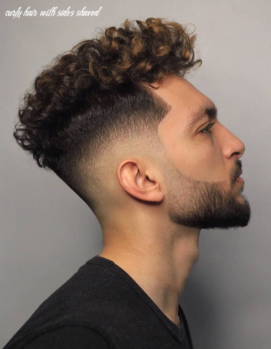 9 Modern Men's Hairstyles for Curly Hair (That Will Change Your Look)