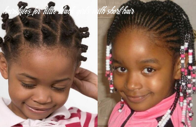9 Most Inspiring Hairstyles Ideas For Little Black Girls
