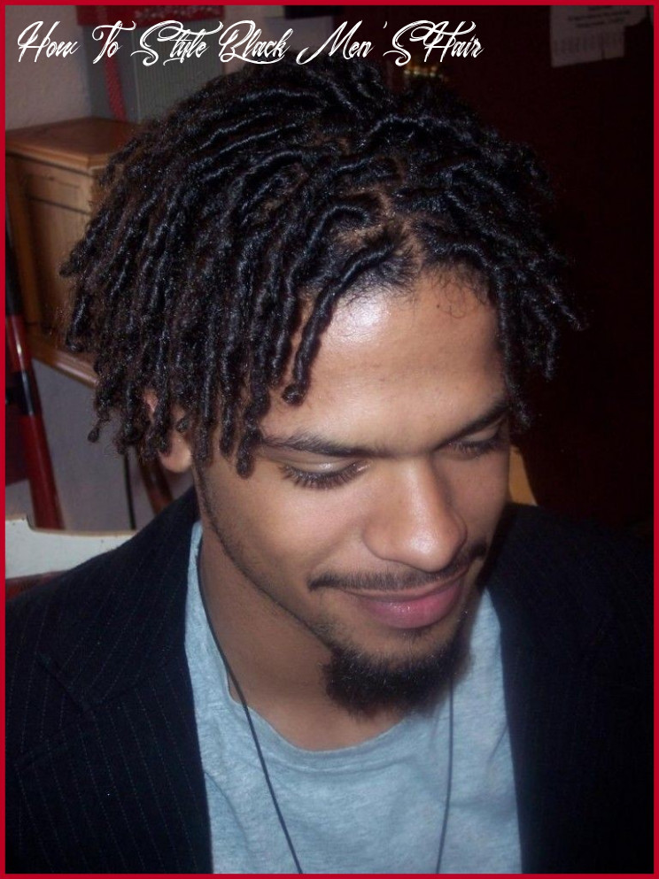 Beautiful Black Men Hairstyles Twists Collection Of Mens ...