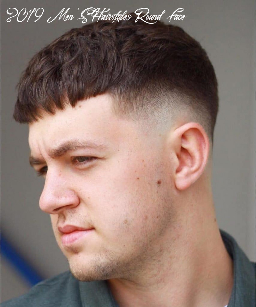 Best Mens Haircuts For Round Faces 8 - Haircut Today