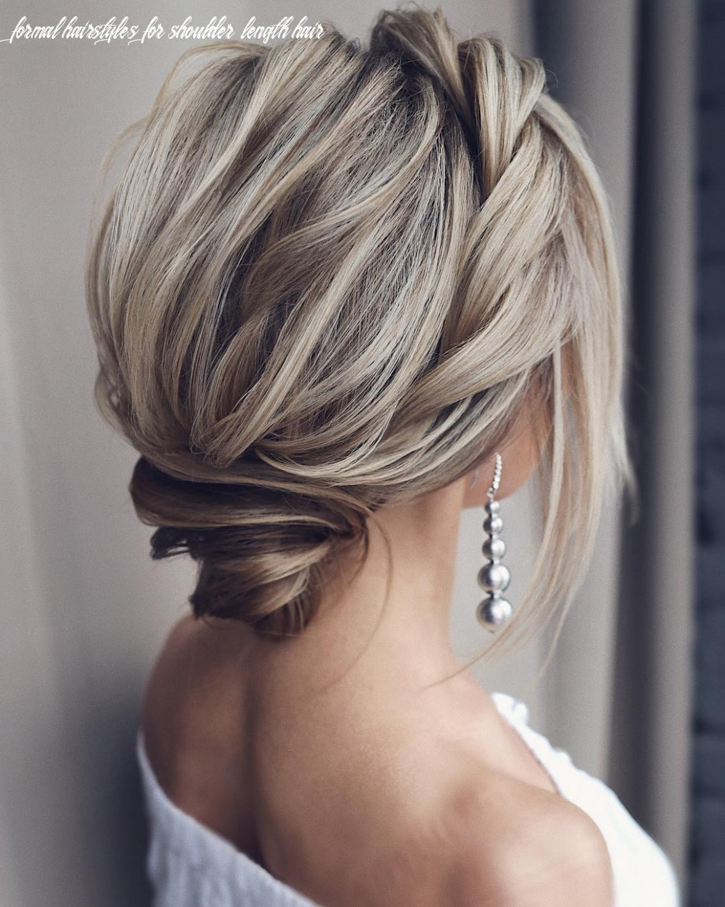 Best Updo Hairstyles for Medium Length Hair, Prom and Homecoming ...