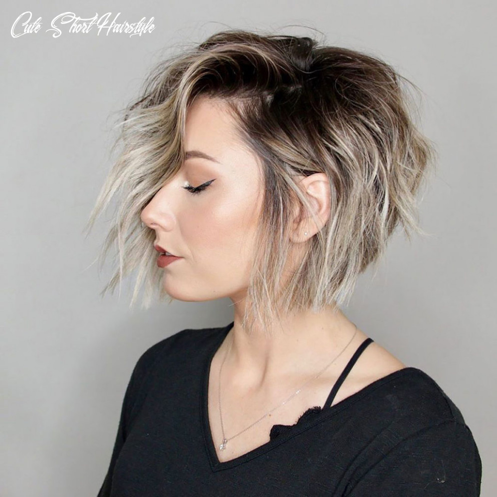 Cute Short Hairstyles For Fine Hair You Must Try Before This Year ...