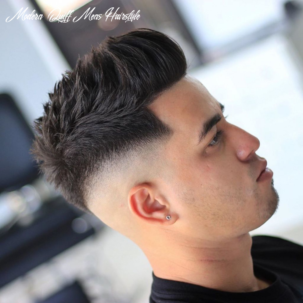 Everything You Need to Know About Quiff Haircuts | Outsons | Men's ...