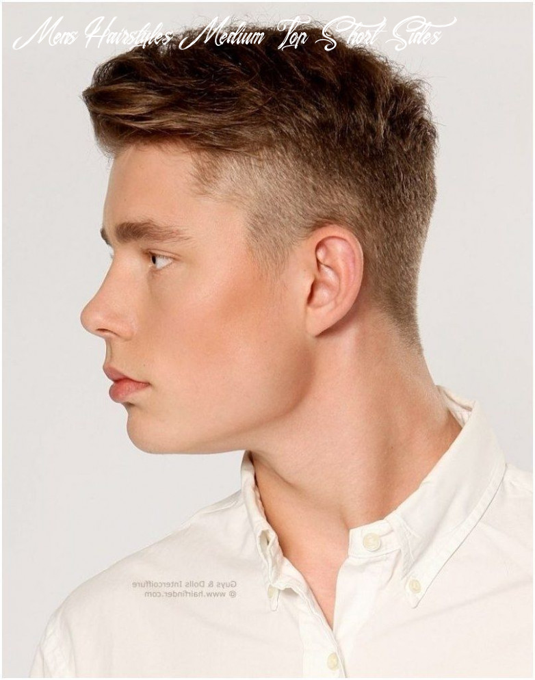 Hairstyles For Boys Long Top Short Side in 9   Mens hairstyles ...