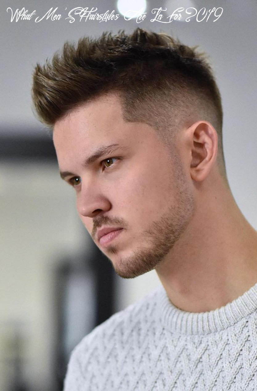 Handsome And Cool – The Latest Men's Hairstyles for 10