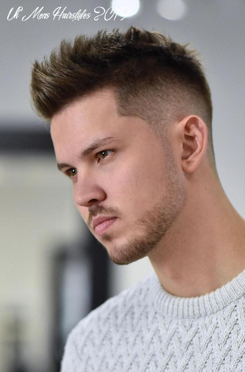 Handsome And Cool – The Latest Men's Hairstyles for 8