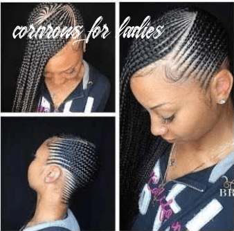 LADIES! Check Out These Hot Braided Cornrows And Weaves That Would ...