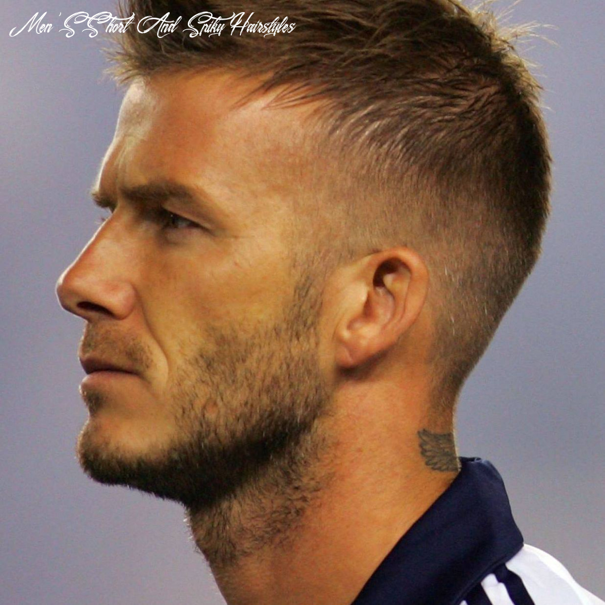 Men's Spiked Hairstyles - Classic