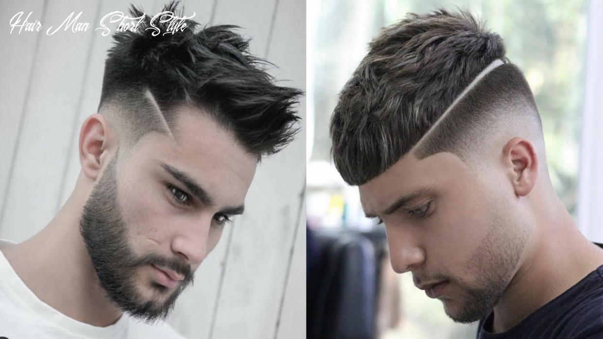 Mens Short Hair for Summer 11   Beard with Hairstyle 11   Mens Trendy  Hairstyles
