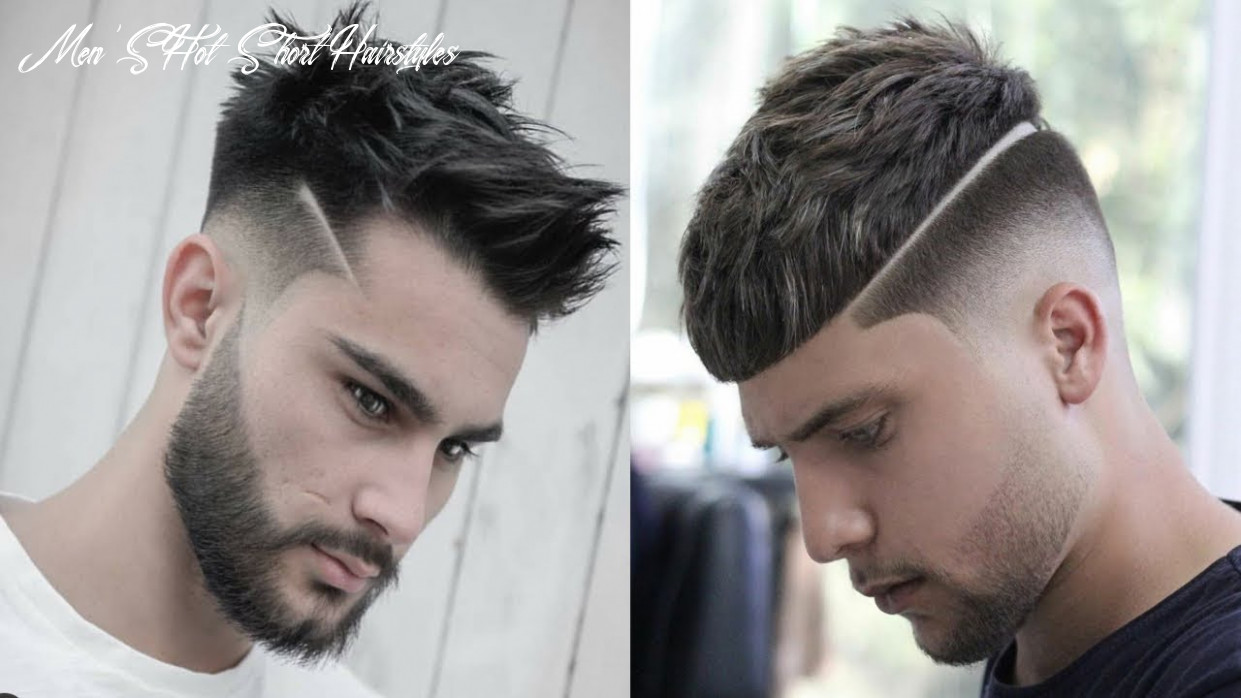 Mens Short Hair for Summer 8 | Beard with Hairstyle 8 | Mens Trendy  Hairstyles