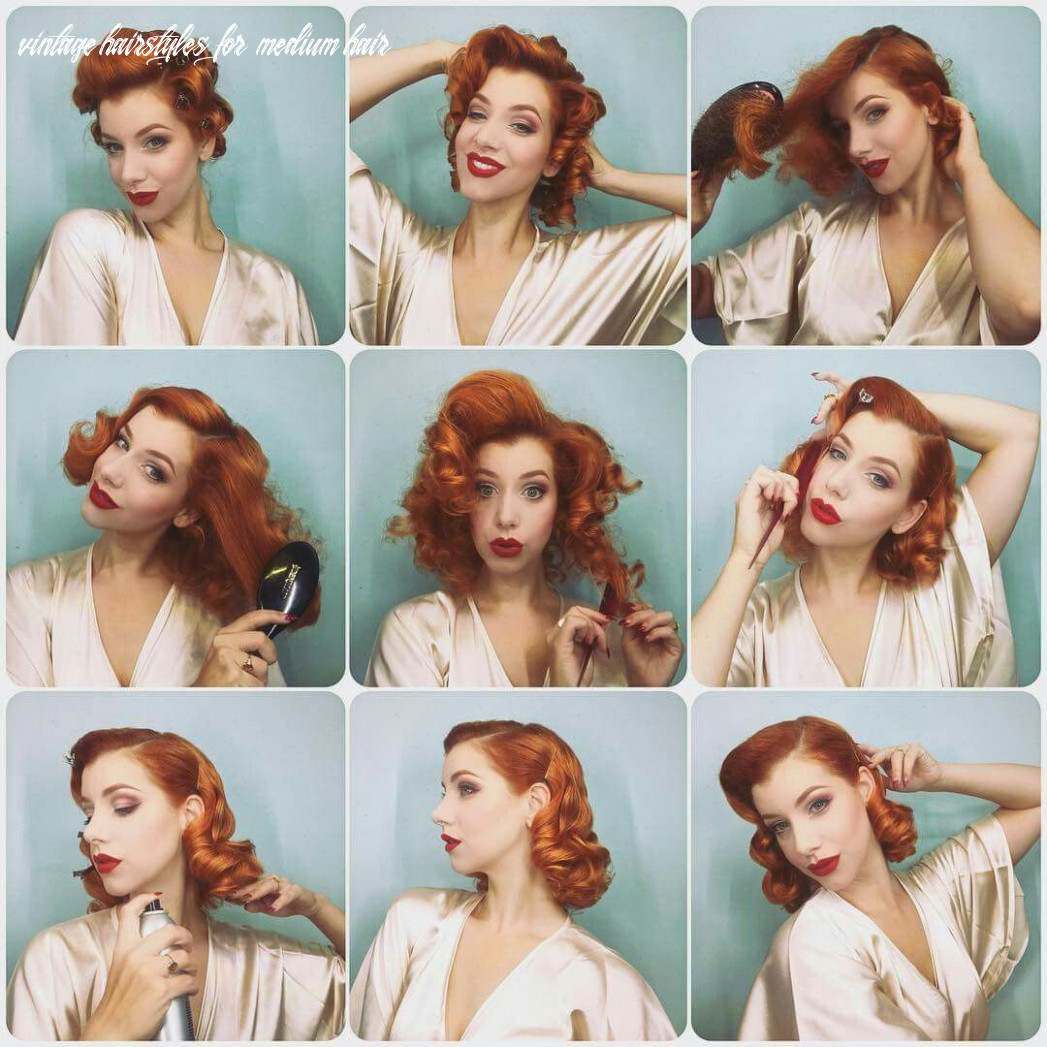 More styles attractive easier combs | Rockabilly hair, Vintage ...