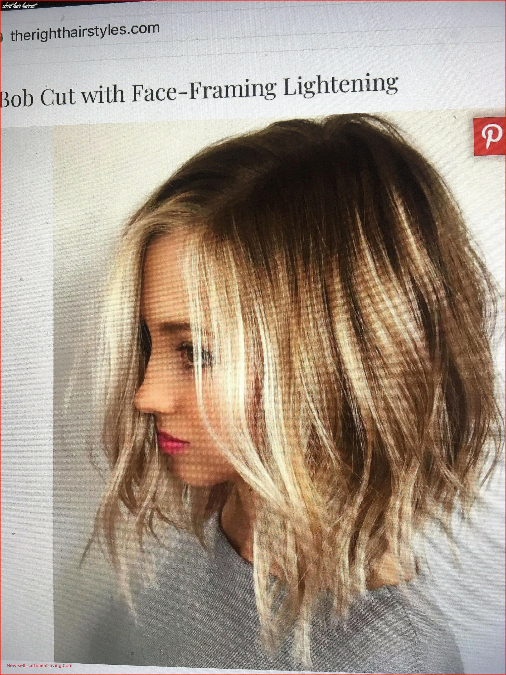 New Haircut Short Hair Gallery Of Haircuts Trends 8 8 ...