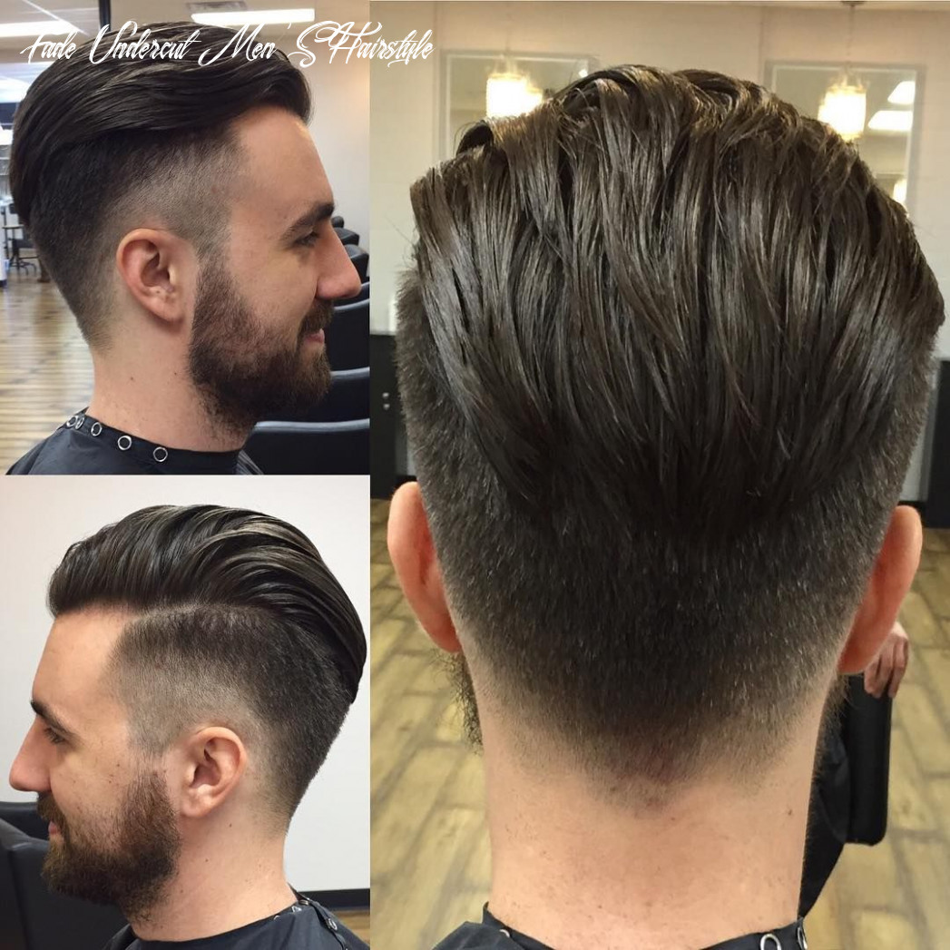 See tips to get this Disconnected Undercut with Taper Fade and ...