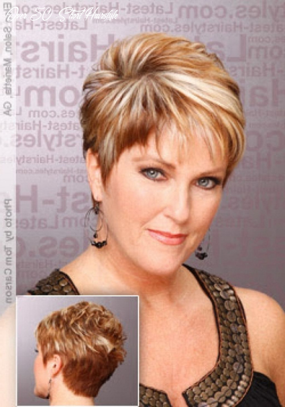 Short Hairstyles for Overweight Ladies Inspirational Short Hair ...
