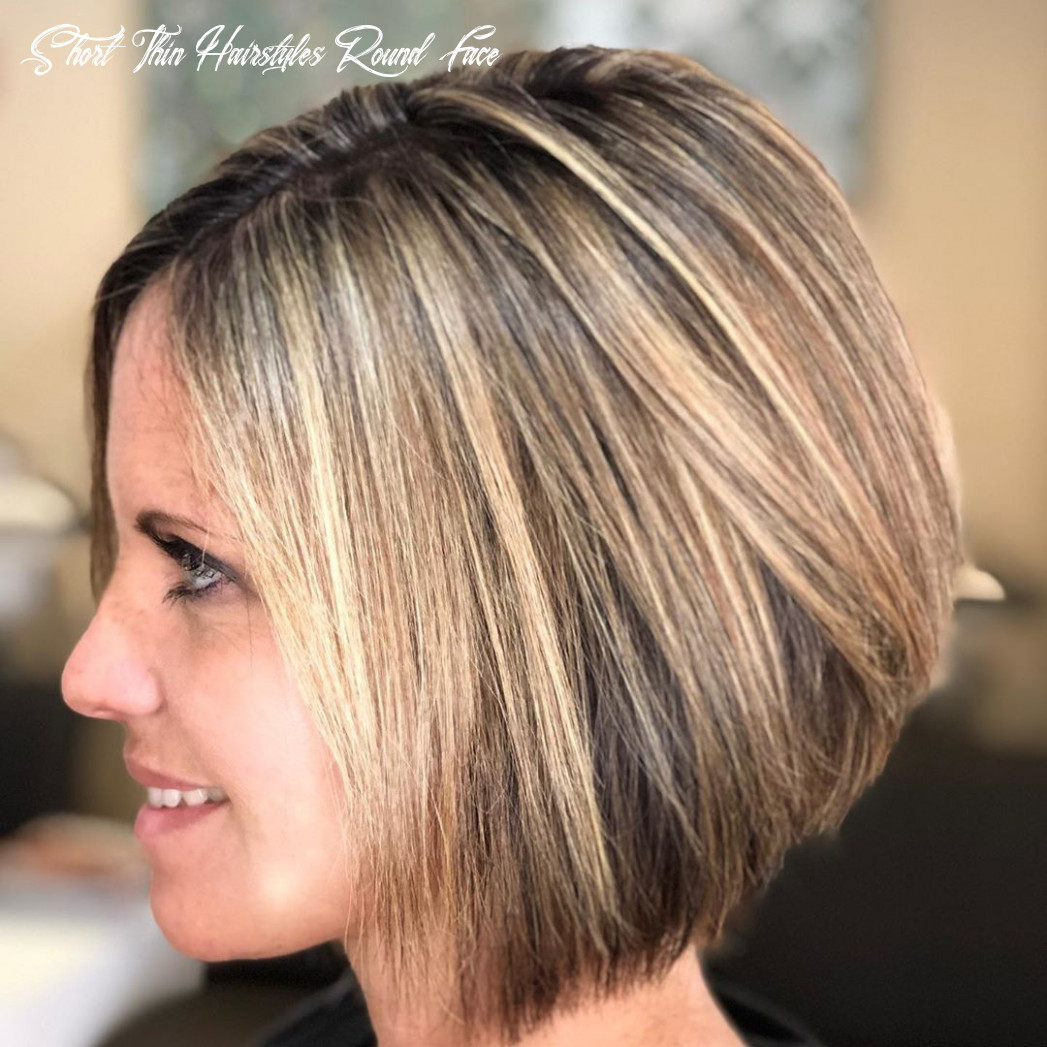 Short Hairstyles For Round Faces Over 10 – davaocityguy.me