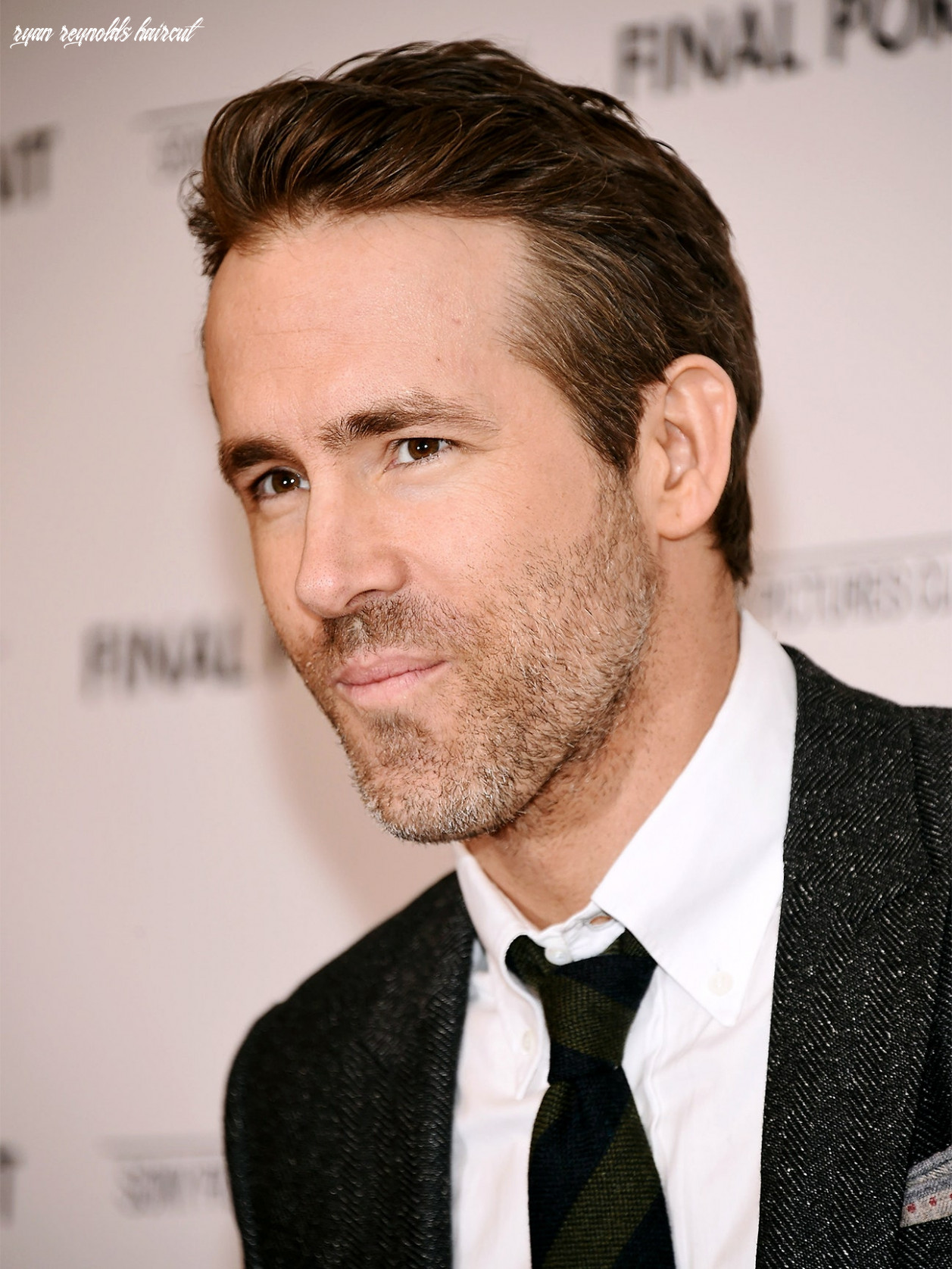 Steal All Your Grooming Tricks from Ryan Reynolds | GQ