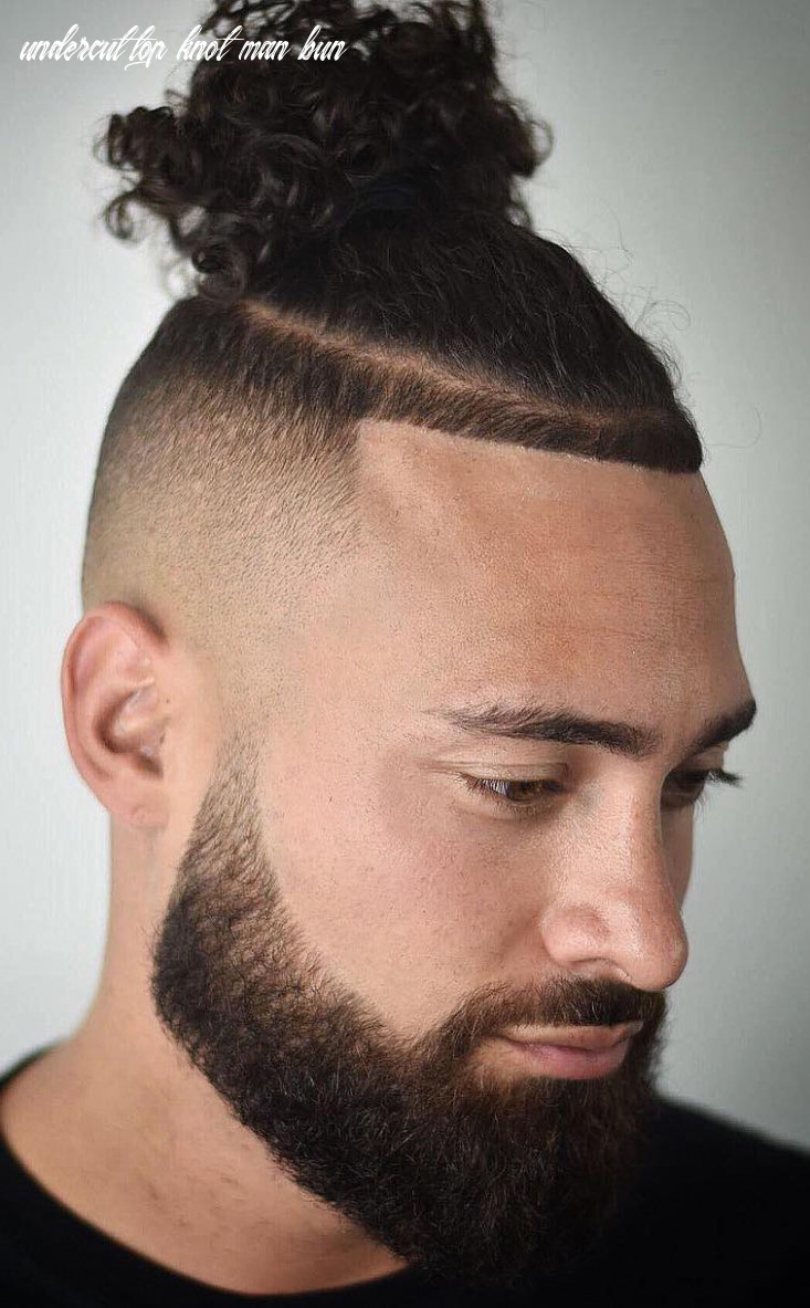The Top Knot Hairstyle - Visual Guide for Men (8 Different Styles)