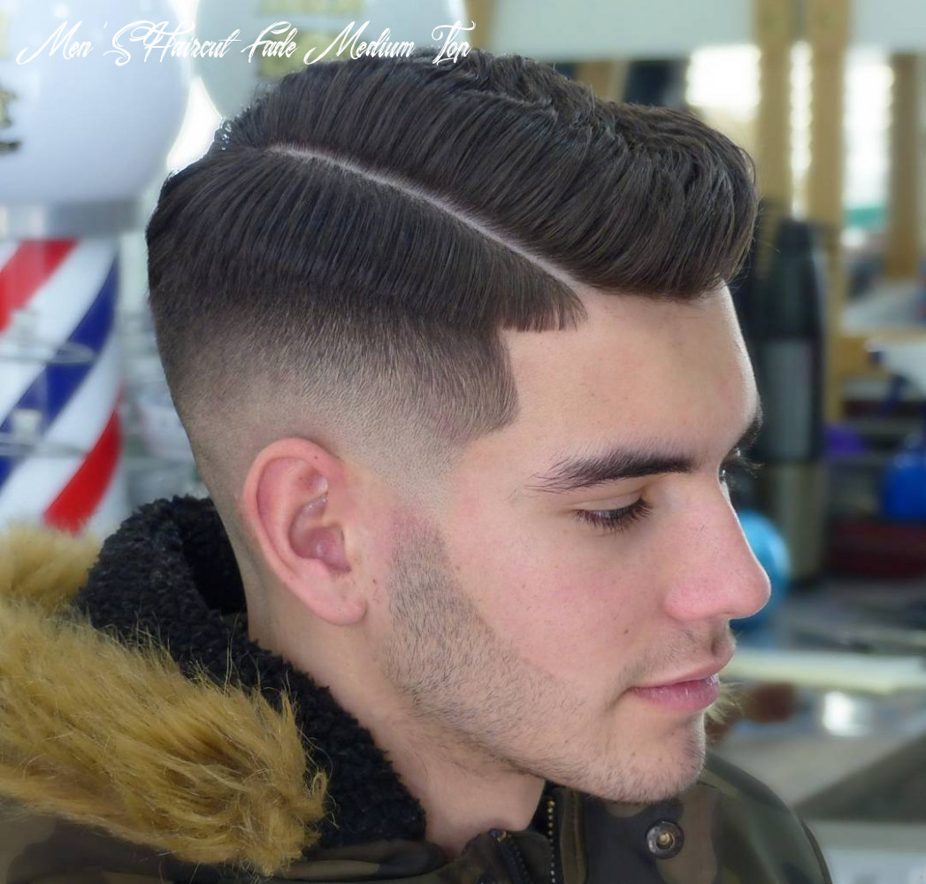 Top 10 Fade Haircuts For Men (10 Update)