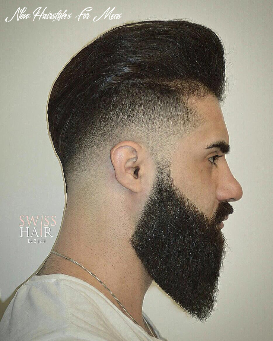 Top 11 Brand New Hairstyles Men's for 11.