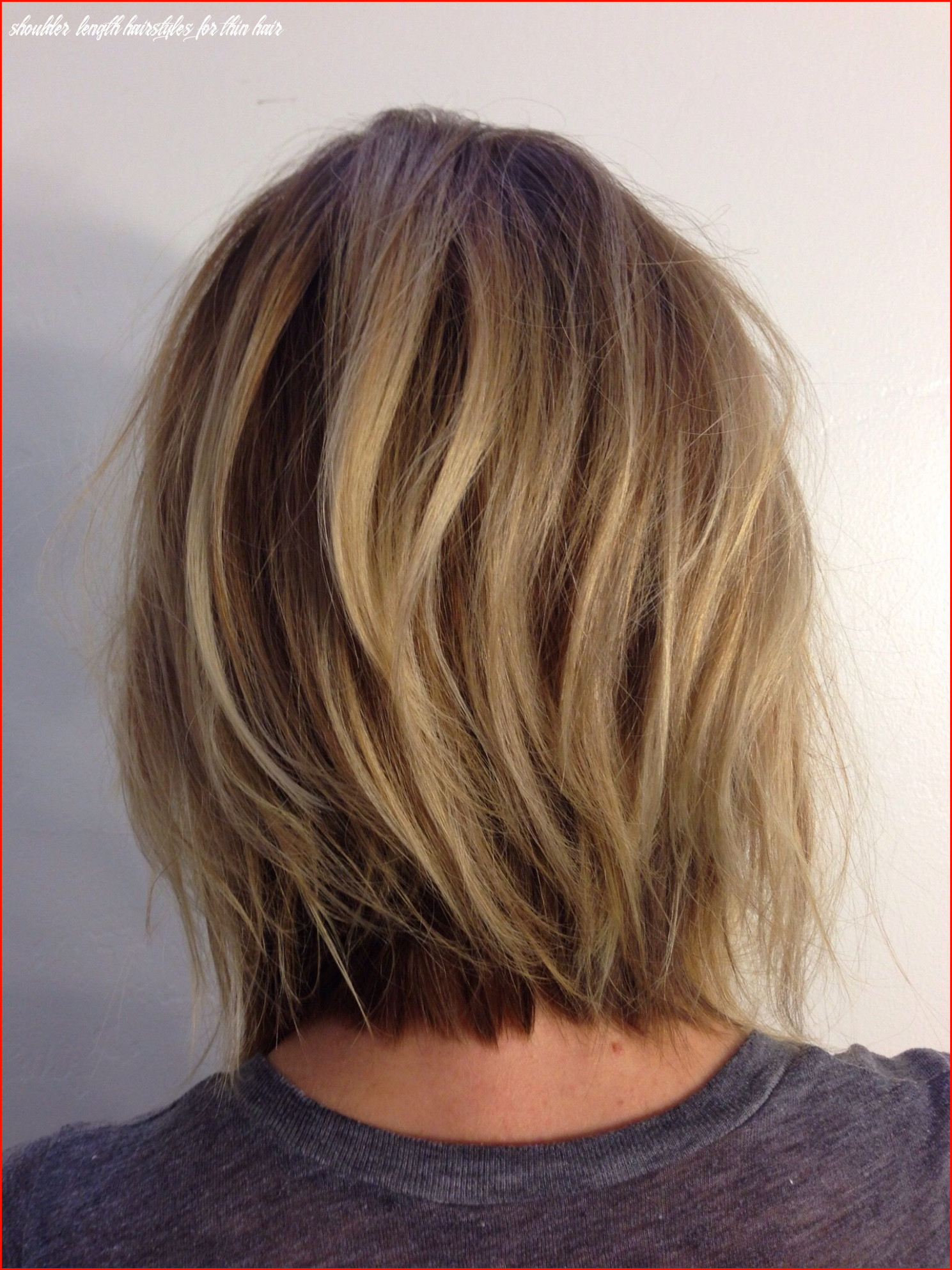 Top Layered Hairstyles for Fine Hair Medium Length Collection Of ...
